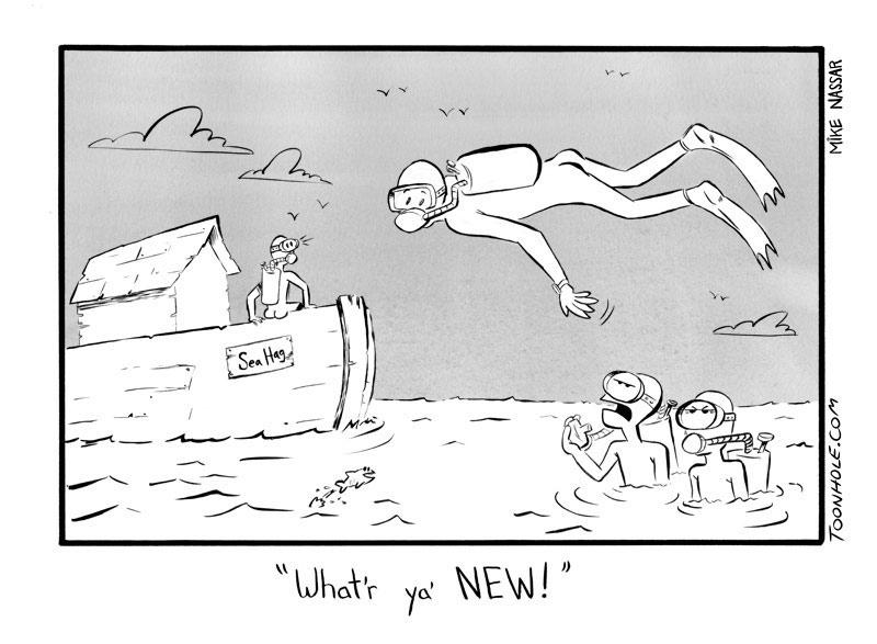 New Scuba Diver