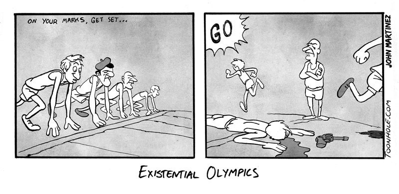 Existential Olympics