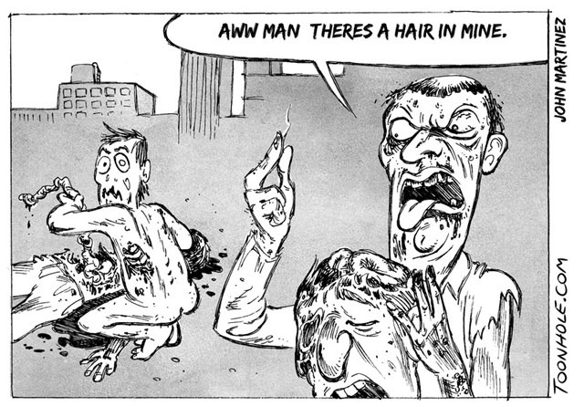 Hair In Mine