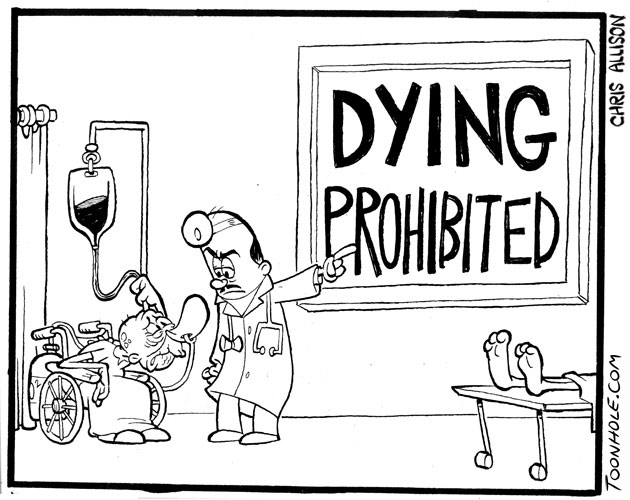 Dying Prohibited