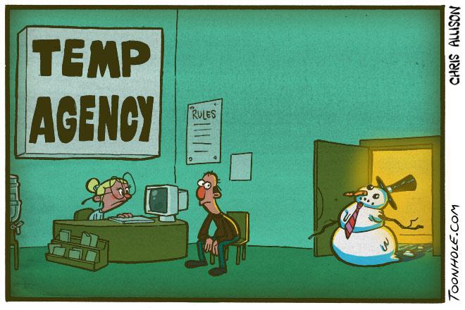 Temp Agency