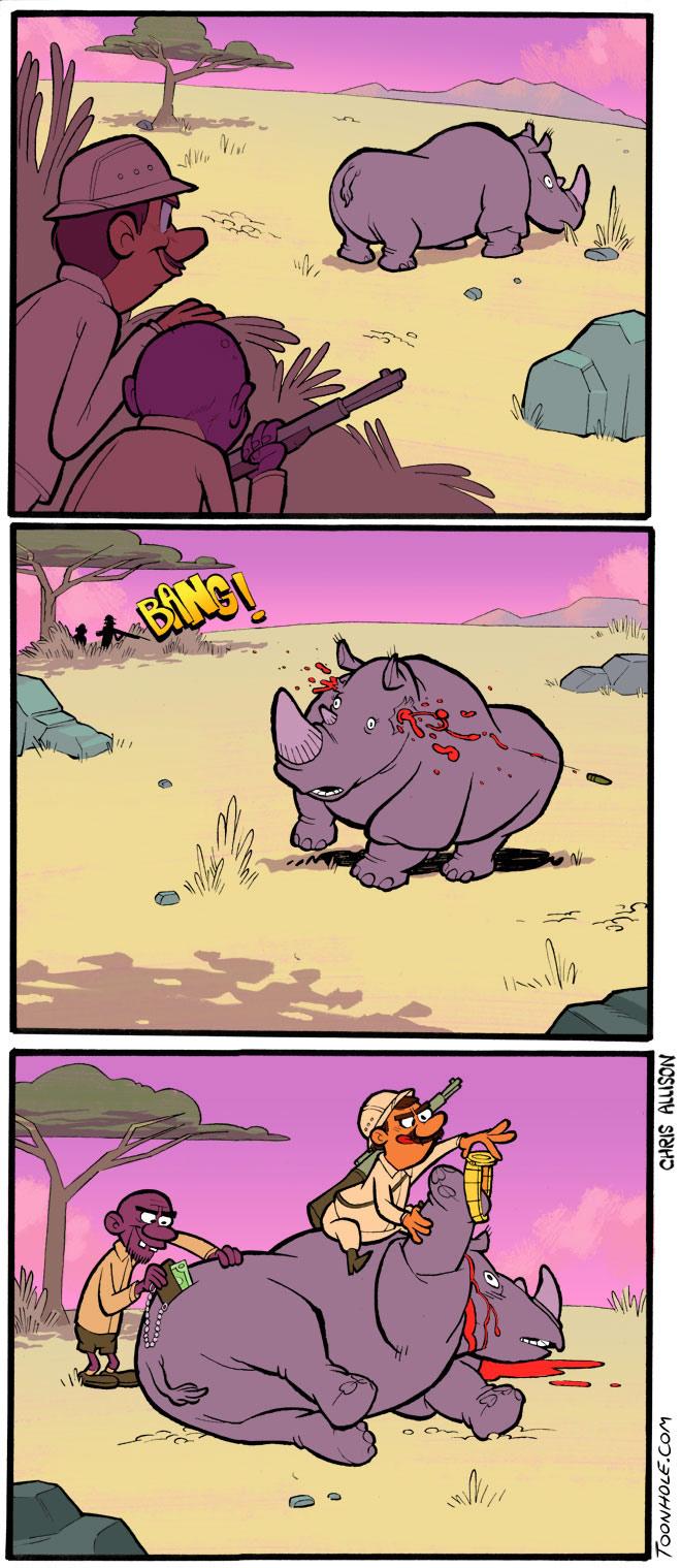 Rhino Thieves