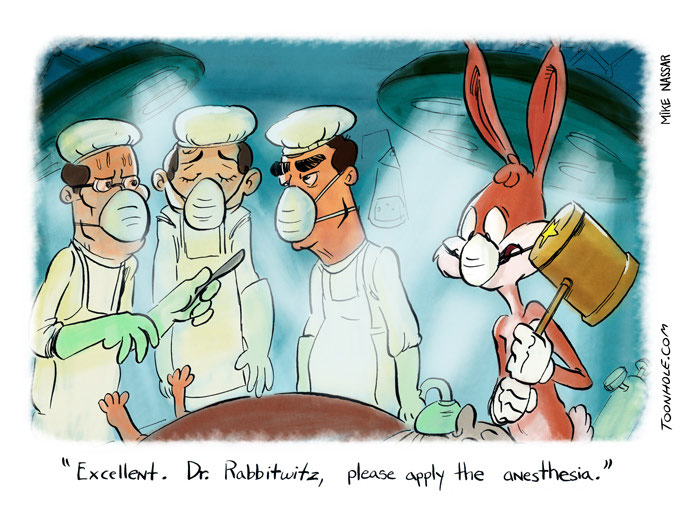 Doctor Rabbitewitz