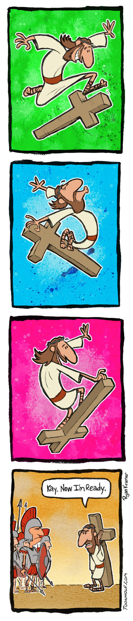 Radical Jesus