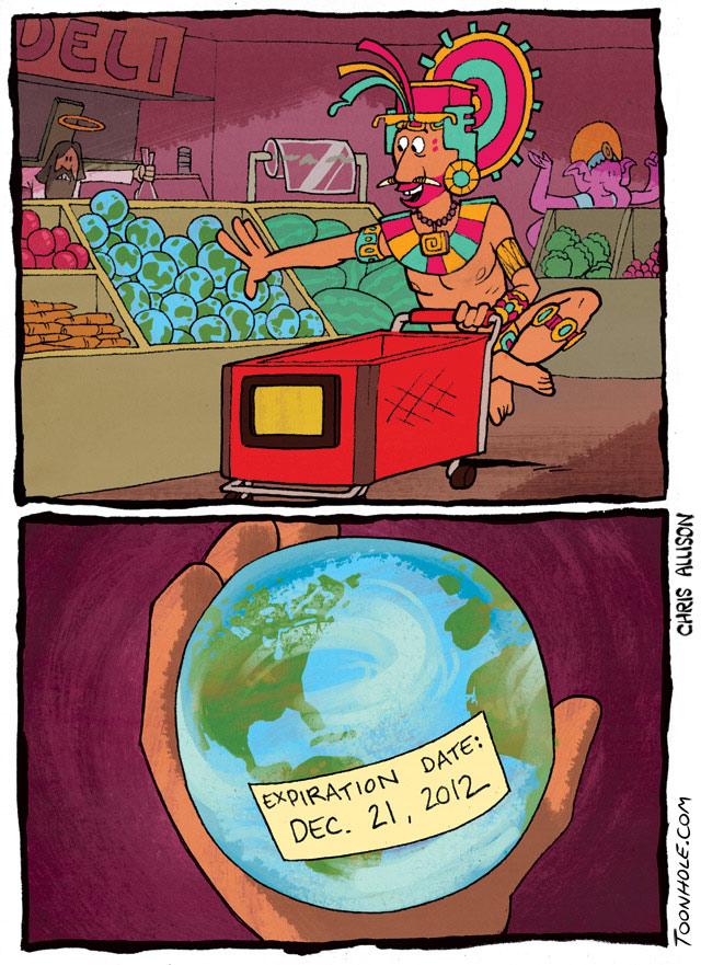 The Mayan Calendar 2012
