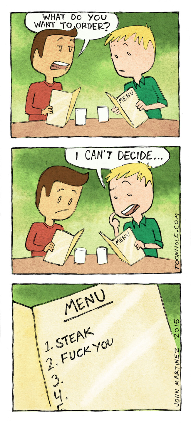 What to Order
