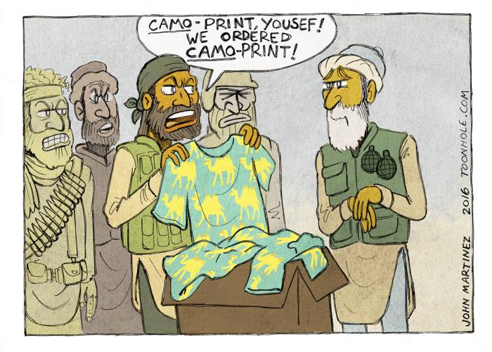 Camo-Print