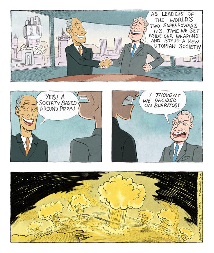 Utopian Society