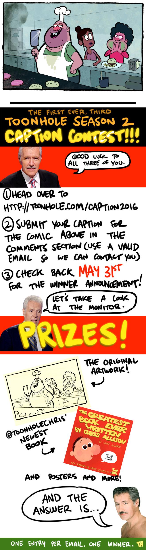 Caption Contest 2016