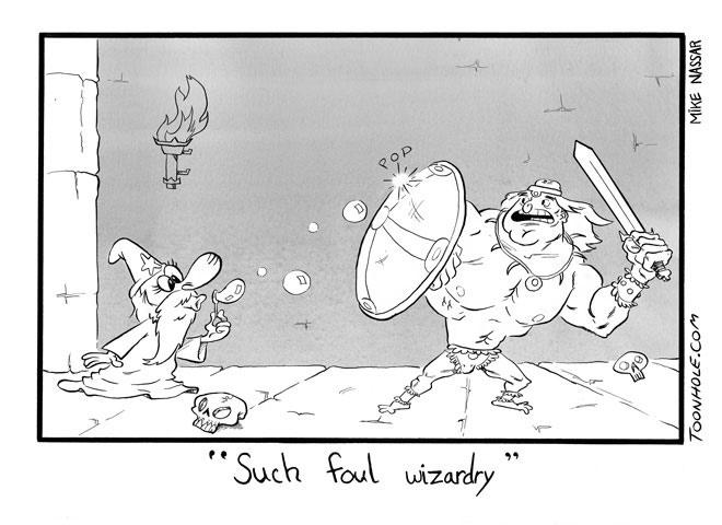 Foul Wizardry