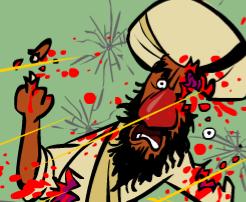 Osama Bin Laden's 72 Virgins
