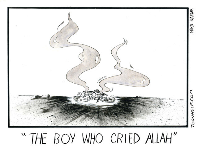 The Boy Who Cried Allah