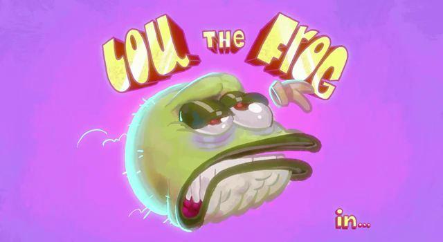 Bar Flies – Lou the Frog