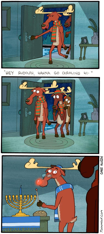 Rudolph's Secret