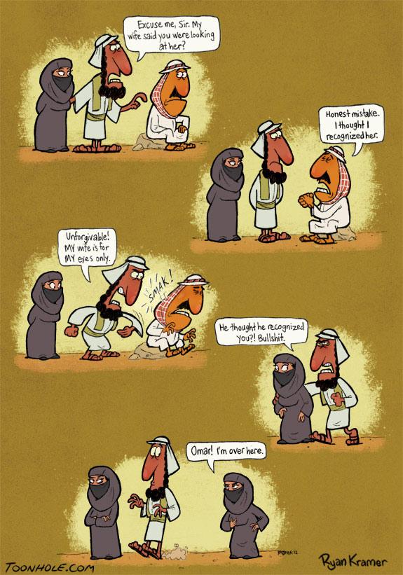 Arab Wife