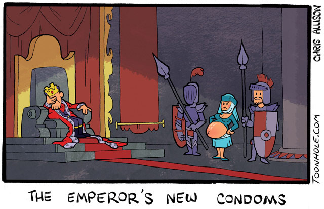 The Emperor's New Condoms