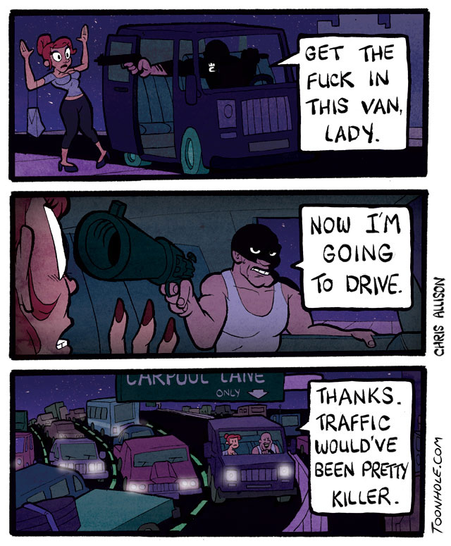Van Kidnapper