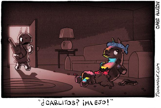 Piñata Murder