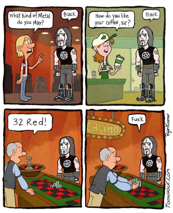 Black Metal Life