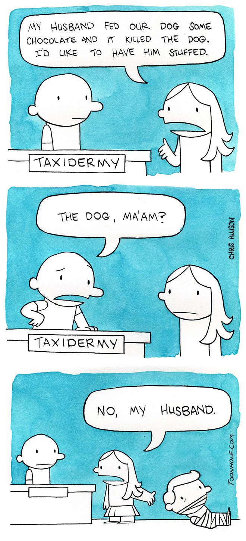 The Taxidermist