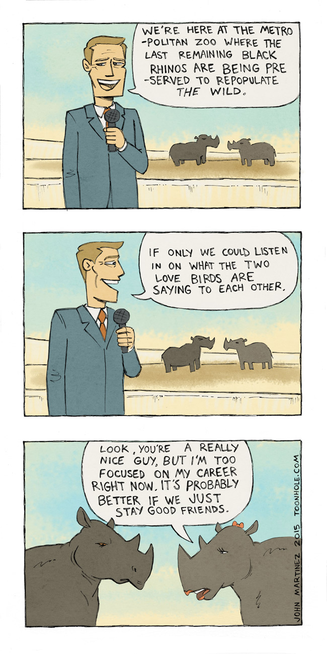 Last Black Rhinos