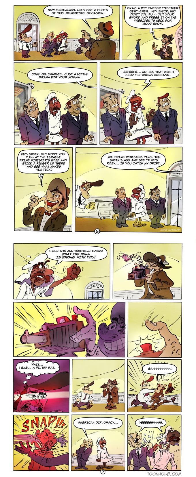 Dallas T. Washington – Pages 6-7