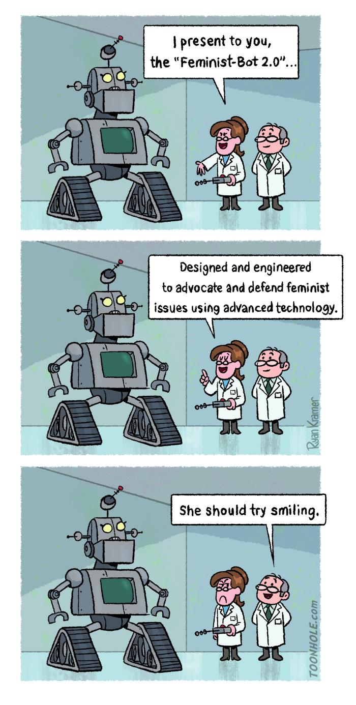 Feminist Bot