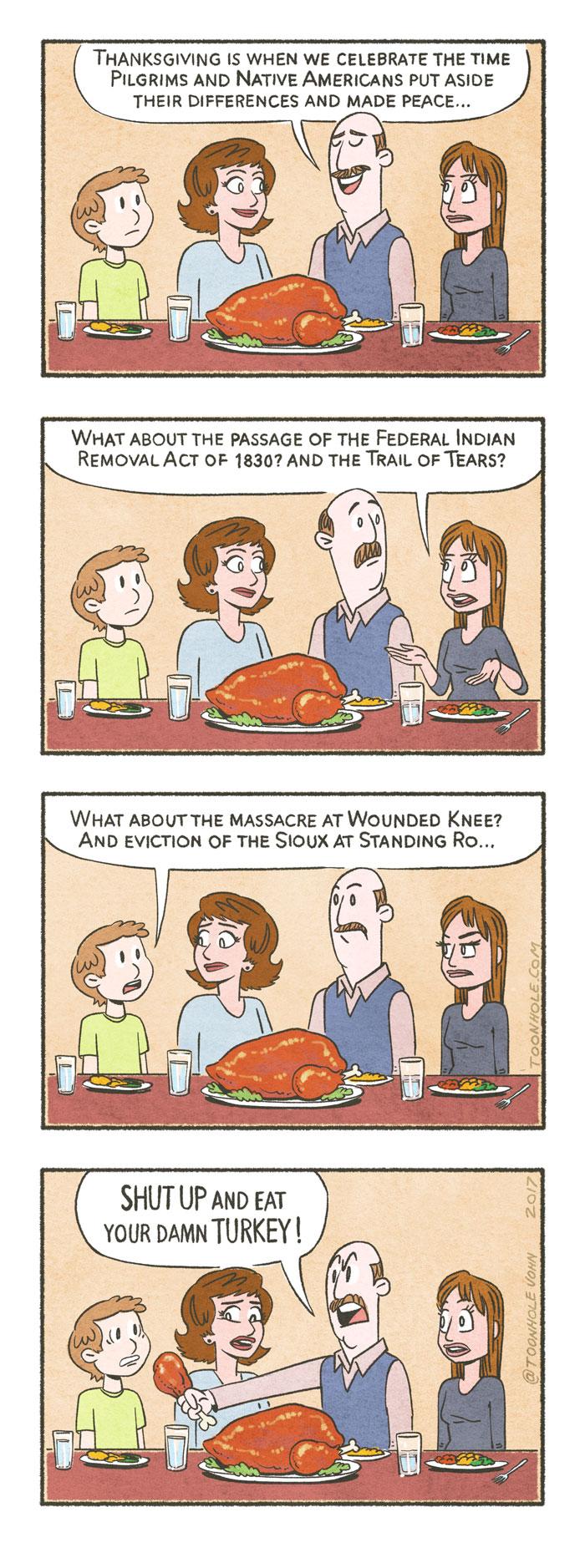 Eat Your Turkey